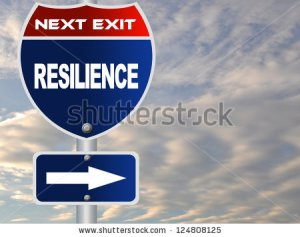 Resilience is key!